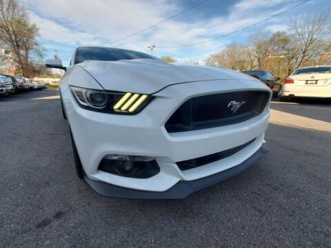 2016 Ford Mustang for sale at Ford's Auto Sales in Kingsport TN