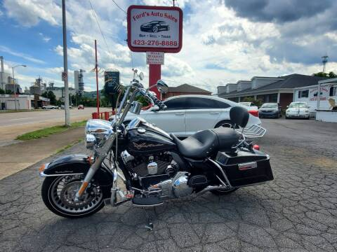 2011 Harley-Davidson FLHR for sale at Ford's Auto Sales in Kingsport TN