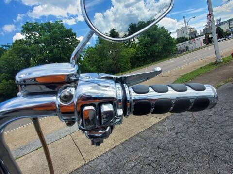 2011 Harley-Davidson FLHR