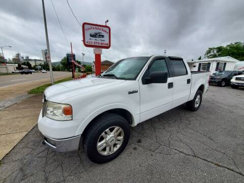 2004 Ford F-150 for sale at Ford's Auto Sales in Kingsport TN