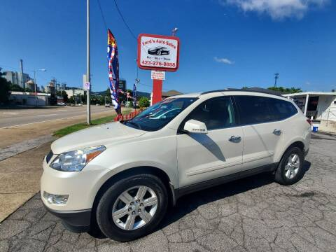 2012 Chevrolet Traverse for sale at Ford's Auto Sales in Kingsport TN