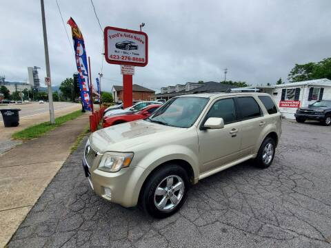2011 Mercury Mariner for sale at Ford's Auto Sales in Kingsport TN