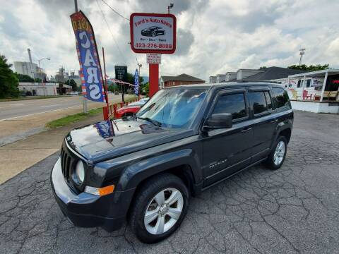 2011 Jeep Patriot for sale at Ford's Auto Sales in Kingsport TN