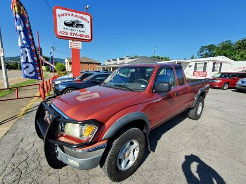 2001 Toyota Tacoma for sale at Ford's Auto Sales in Kingsport TN