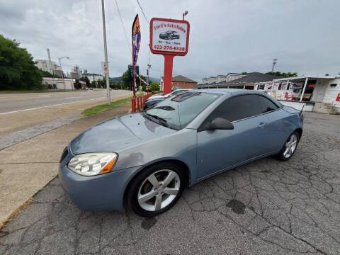 2007 Pontiac G6 for sale at Ford's Auto Sales in Kingsport TN
