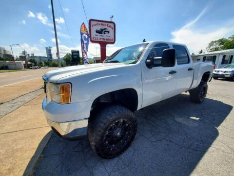 2007 GMC Sierra 2500HD for sale at Ford's Auto Sales in Kingsport TN