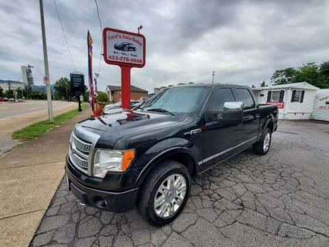 2010 Ford F-150 for sale at Ford's Auto Sales in Kingsport TN
