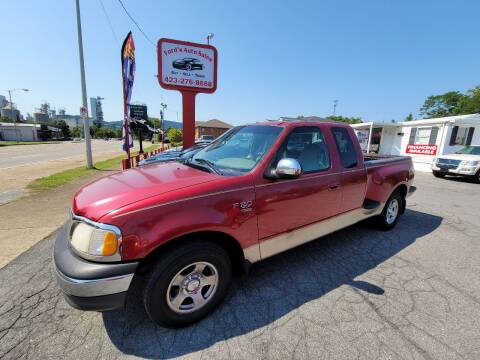 2000 Ford F-150 for sale at Ford's Auto Sales in Kingsport TN