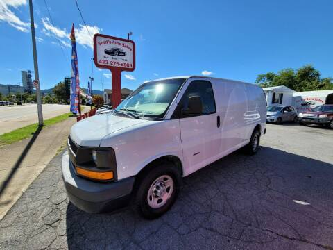 2013 Chevrolet Express Cargo for sale at Ford's Auto Sales in Kingsport TN