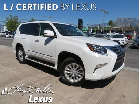 2019 Lexus GX 460 for sale in Murray, UT