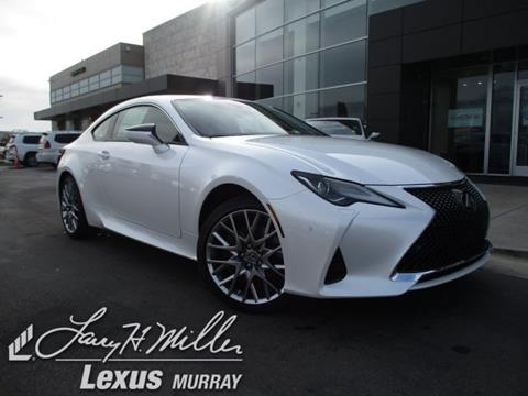 2019 Lexus RC 350 for sale in Murray, UT