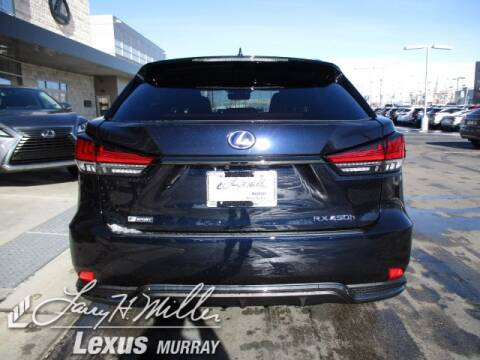 2020 Lexus RX 450h
