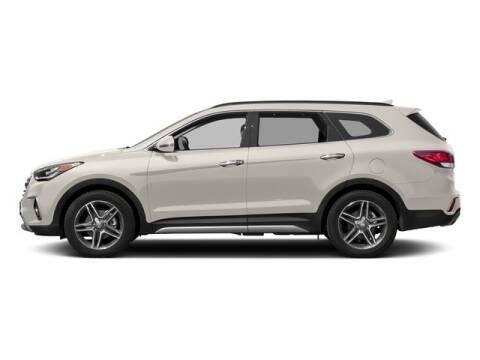 2017 Hyundai Santa Fe SE Ultimate for sale at LARRY H MILLER LEXUS in Murray UT