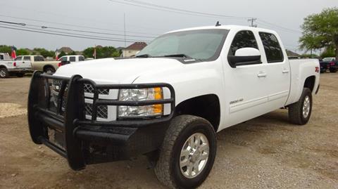 2013 Chevrolet Silverado 2500HD for sale in Round Rock, TX