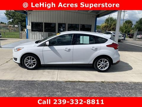 2018 Ford Focus for sale in Lehigh Acres, FL