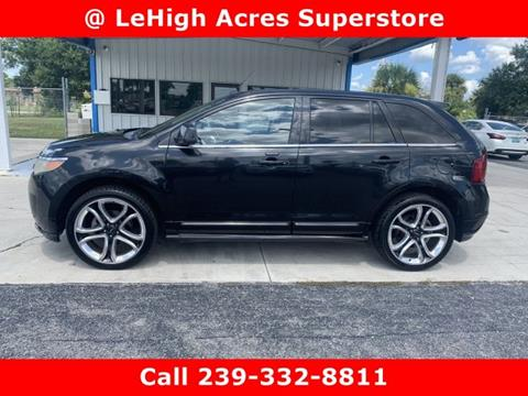 2011 Ford Edge for sale in Lehigh Acres, FL