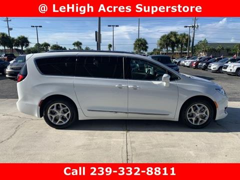 2018 Chrysler Pacifica for sale in Lehigh Acres, FL