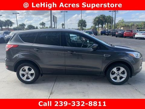 2016 Ford Escape for sale in Lehigh Acres, FL