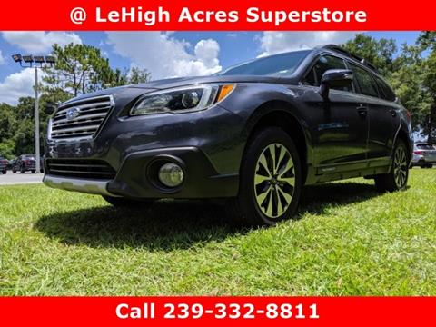 2017 Subaru Outback for sale in Lehigh Acres, FL