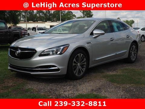 2018 Buick LaCrosse for sale in Lehigh Acres, FL