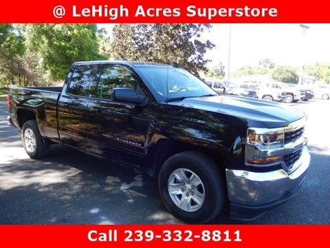 2018 Chevrolet Silverado 1500 for sale in Lehigh Acres, FL