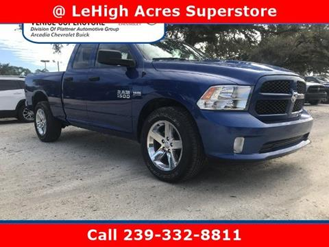 2018 RAM Ram Pickup 1500 for sale in Lehigh Acres, FL