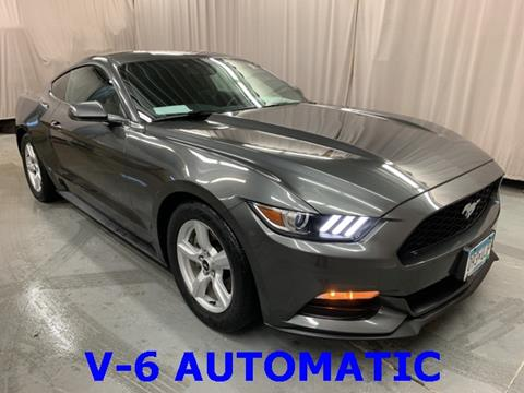 2015 Ford Mustang for sale in Kenyon, MN