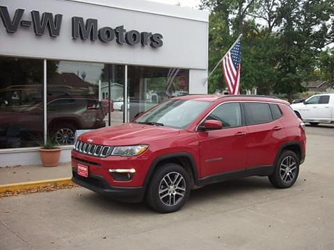 2018 Jeep Compass for sale in Cooperstown, ND
