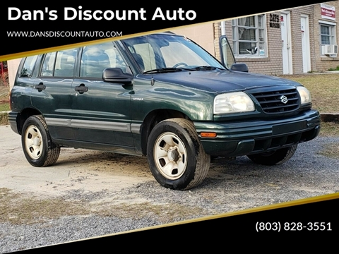 2003 Suzuki Vitara for sale in Gaston, SC