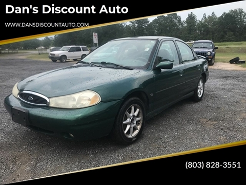 1999 Ford Contour for sale in Gaston, SC