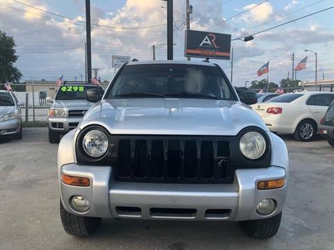 2002 Jeep Liberty for sale in Orlando, FL