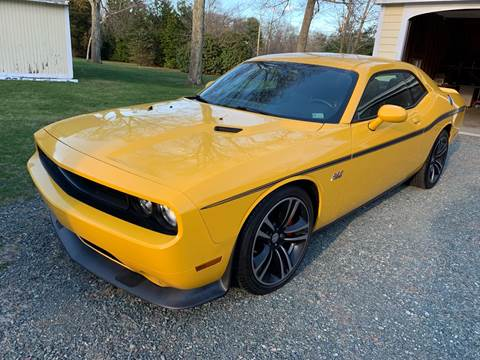2012 Dodge Challenger for sale at The Car Store in Milford MA