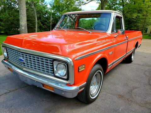 1972 Chevrolet C/K 10 Series for sale at The Car Store in Milford MA