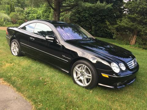 2004 Mercedes-Benz CL-Class for sale in Milford, MA