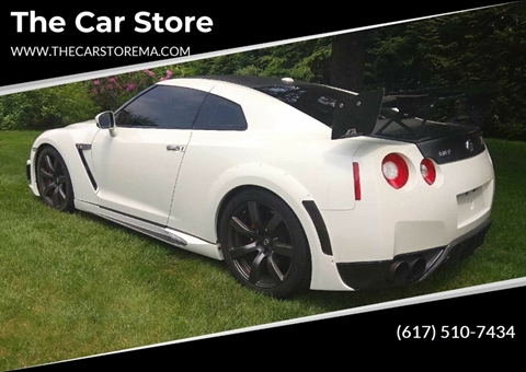 Nissan Milford Ma >> Used 2009 Nissan GT-R For Sale - Carsforsale.com®