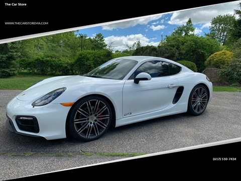 2015 Porsche Cayman for sale in Milford, MA