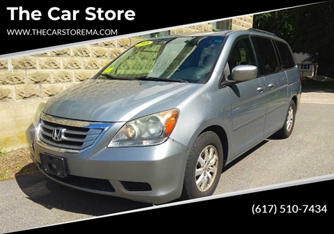 2008 Honda Odyssey for sale in Milford, MA