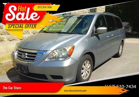 2008 Honda Odyssey for sale in Milford, MA