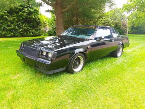 1986 Buick Regal for sale in Milford, MA