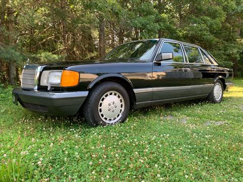 1989 Mercedes-Benz 420-Class for sale in Milford, MA