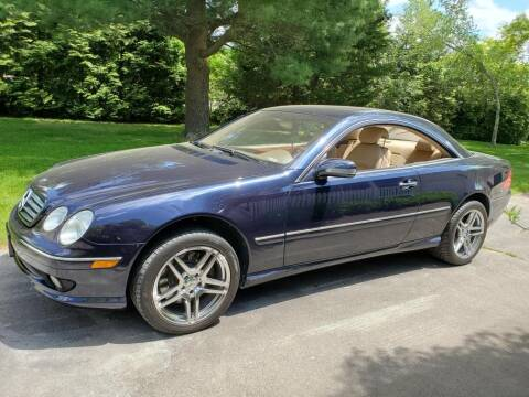 2002 Mercedes-Benz CL-Class for sale at The Car Store in Milford MA