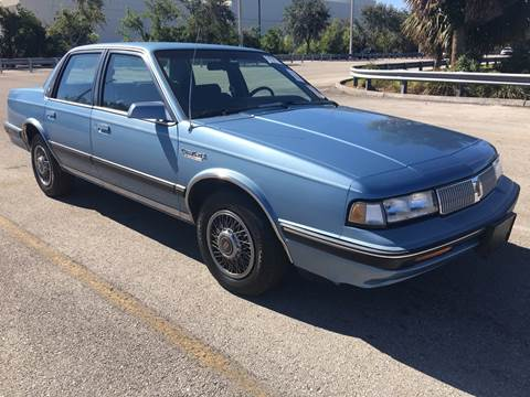 1989 Oldsmobile Cutlass Ciera for sale in Milford, MA
