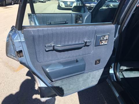 1989 Oldsmobile Cutlass Ciera