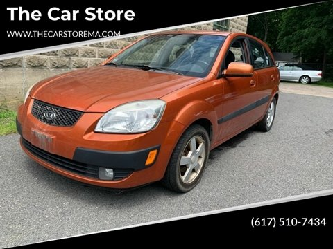 2006 Kia Rio5 for sale at The Car Store in Milford MA