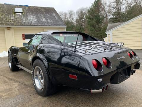 1977 Chevrolet Corvette for sale at The Car Store in Milford MA