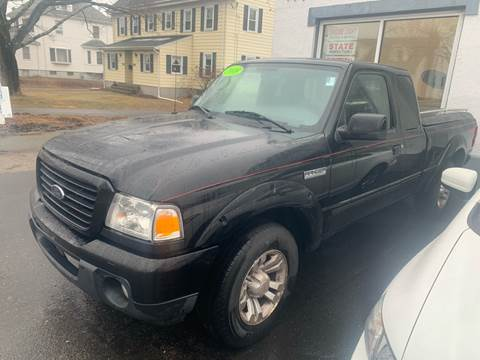 2008 Ford Ranger for sale at The Car Store in Milford MA