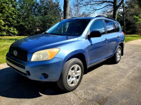 2006 Toyota RAV4 for sale at The Car Store in Milford MA