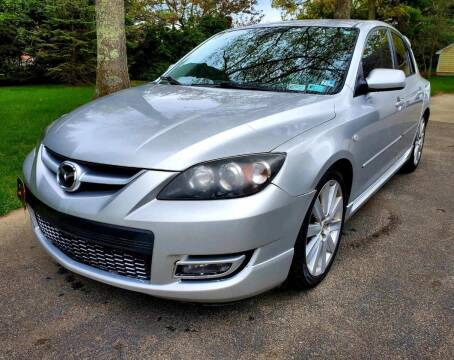 2008 Mazda MAZDASPEED3 for sale at The Car Store in Milford MA