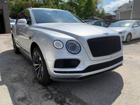 2019 Bentley Bentayga for sale at The Car Store in Milford MA
