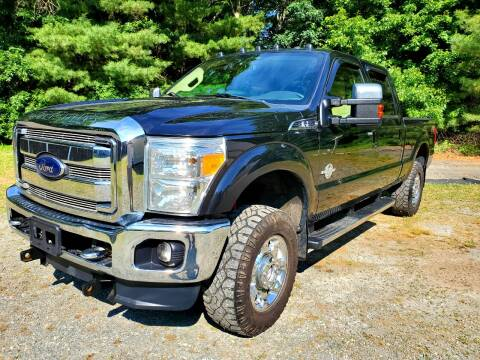 2012 Ford F-250 Super Duty for sale at The Car Store in Milford MA